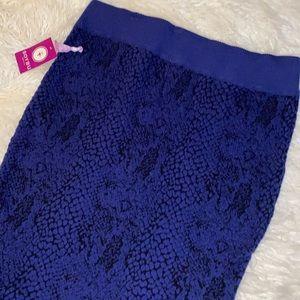 Soybu Bodycon skirt NWT
